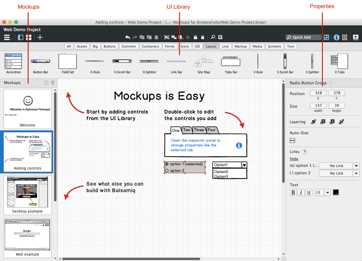 Balsamiq Mockups 3 full crack version