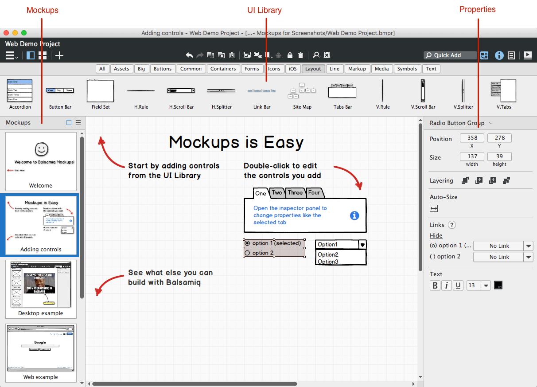 Balsamiq Mockups 3.5.17 Full + Crack License key Download