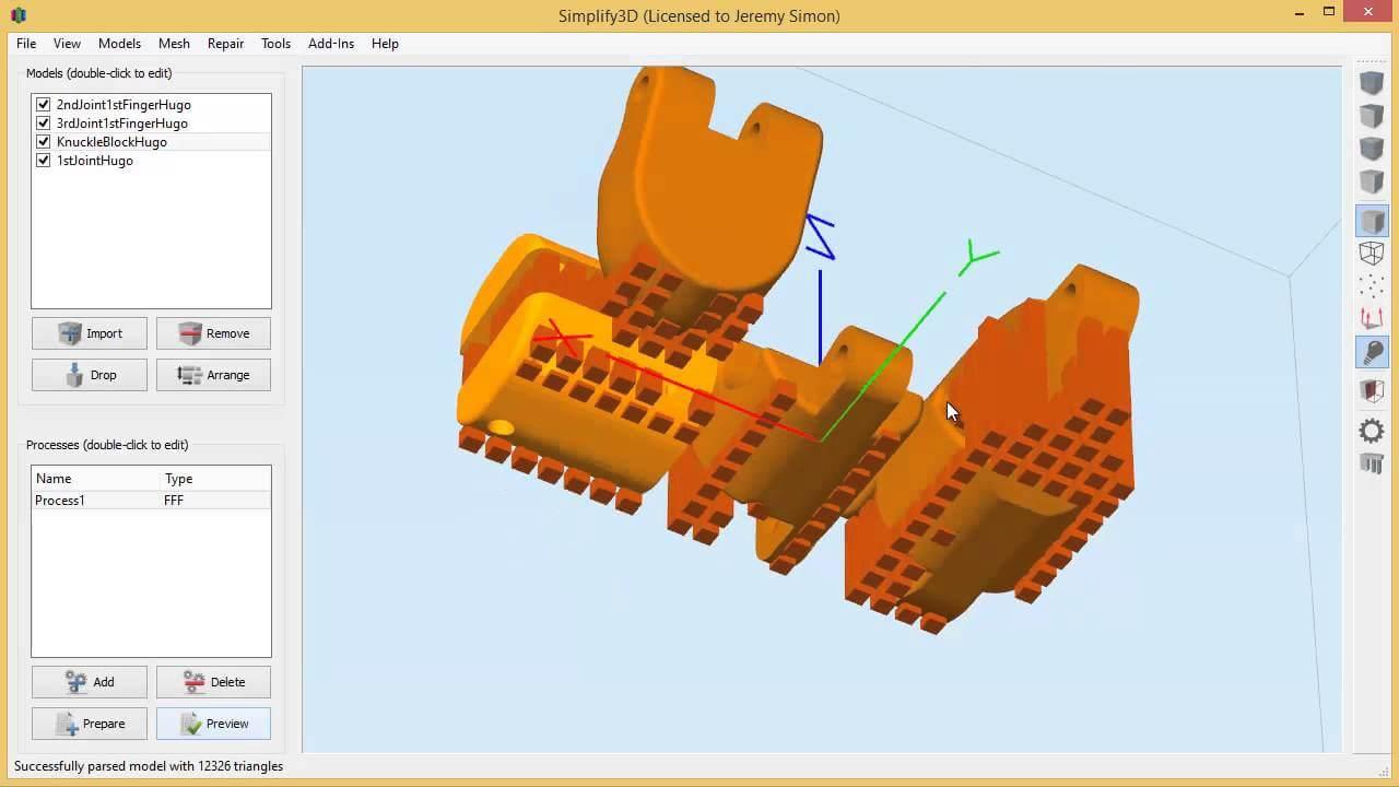 Simplify3D 5.0 License Keygen (1)