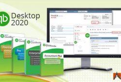 QuickBooks 2020 Crack Keygen With Torrent Free Download