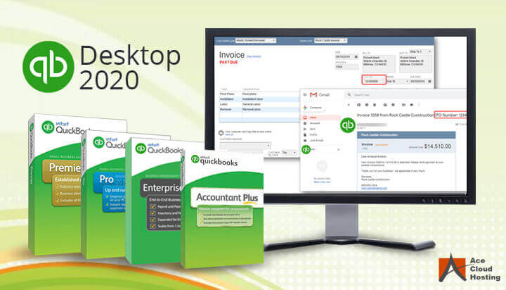 QuickBooks 2020 Crack Keygen With Torrent Free Download