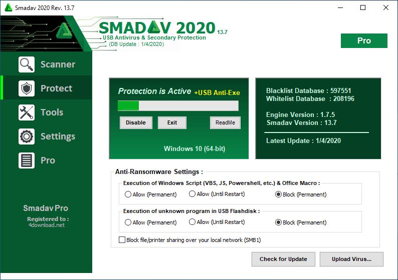 smadav pro crack 2020