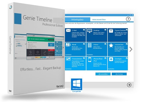 Genie Timeline Professional 2020 crack