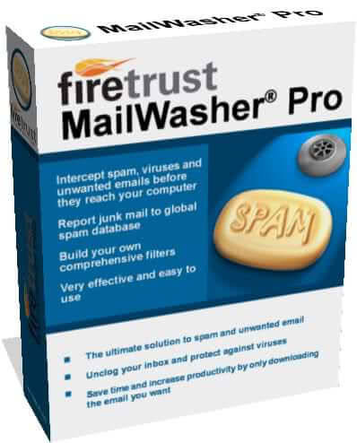Firetrust MailWasher Pro crack latest