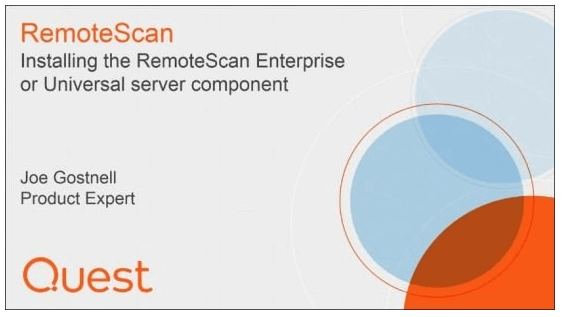 RemoteScan Enterprise Server 2020 crack