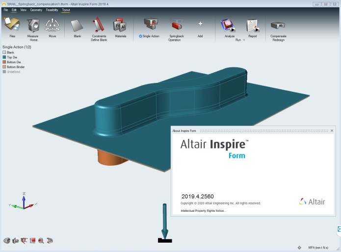 Altair Inspire 2020 crack