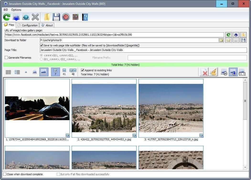 Bulk Image Downloader 2020 crack