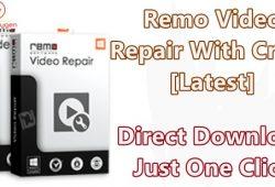 Remo Video Repair 2020 crack