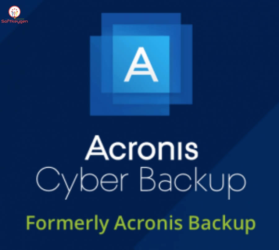 Acronis Cyber Backup 2020 crack