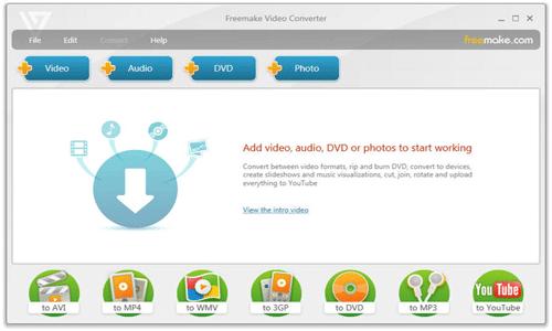 Freemake Video Converter 020