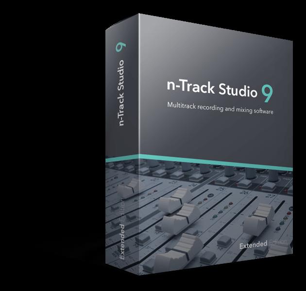 n track studio latest