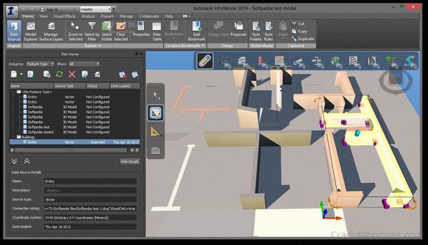 Autodesk InfraWorks crack