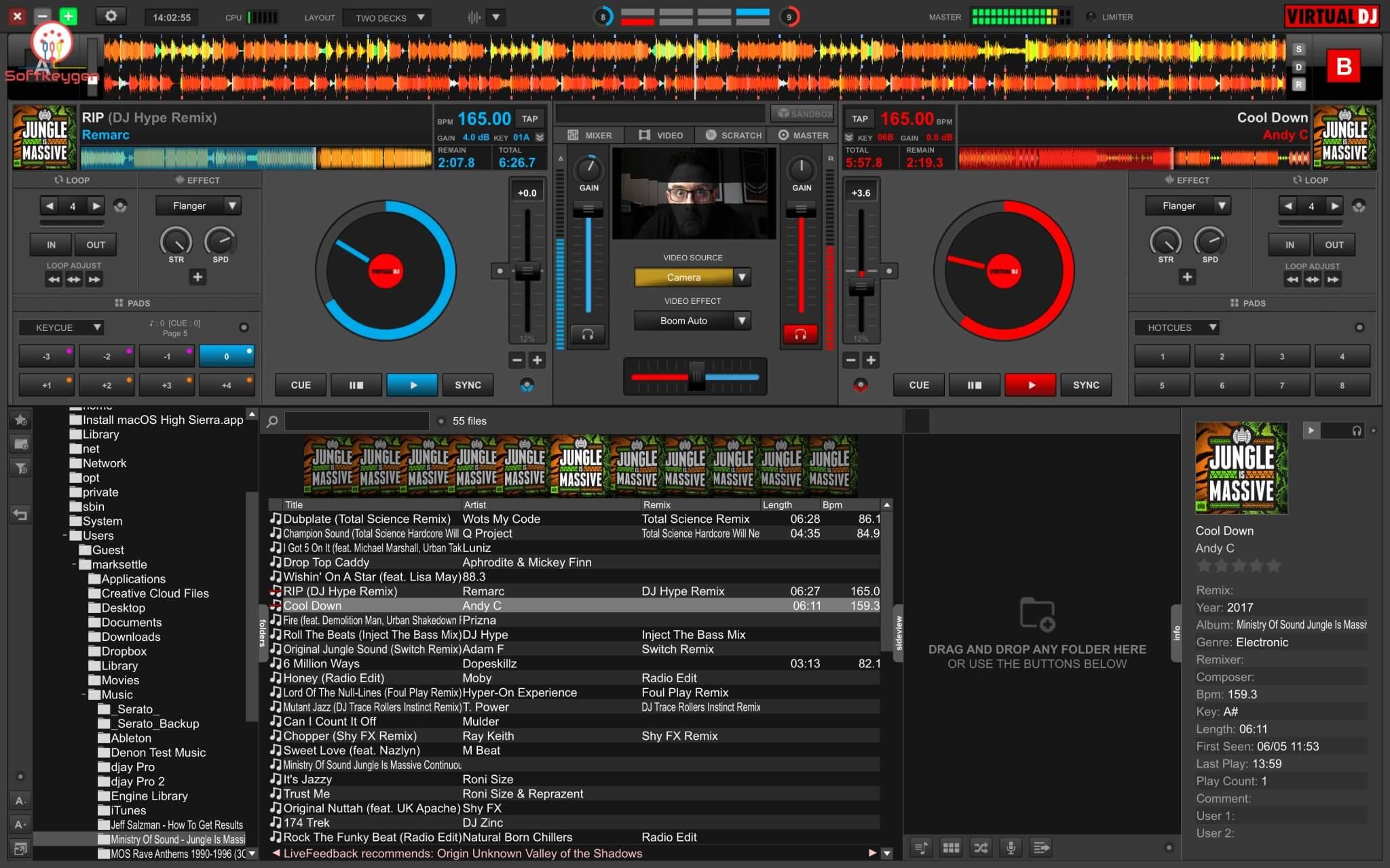 Virtual Dj Pro latest download