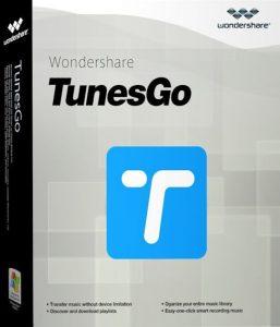 Wondershare TunesGo latest crack