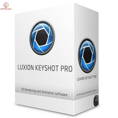 Luxion KeyShot Pro Crack download